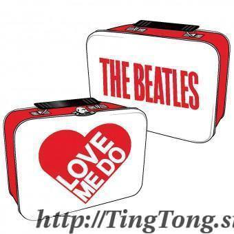 Lunchbox Mini Beatles 11040