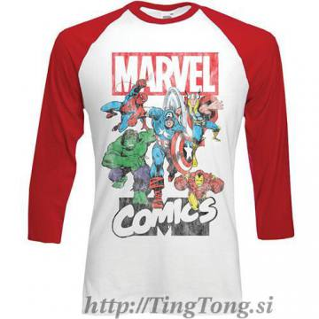 T-shirt Marvel Comics-LS 11332