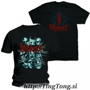 T-shirt Slipknot 11345