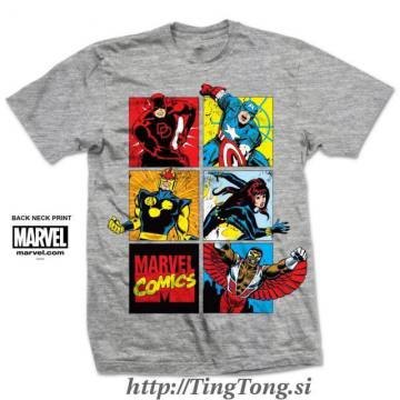 Montage Grey-Marvel Comics 11713