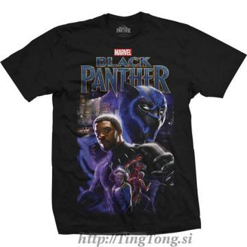 T-shirt Black Panther 11717