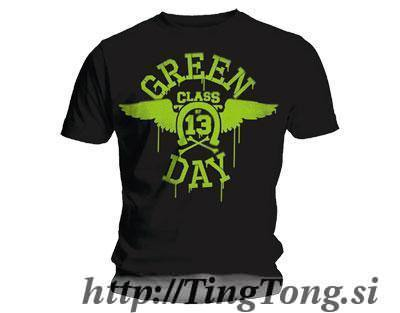 T-shirt Green Day 12030