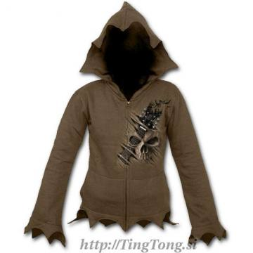 Hoodie Girlie Night Riffs 12127