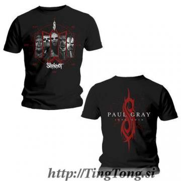 T-shirt Slipknot 12728