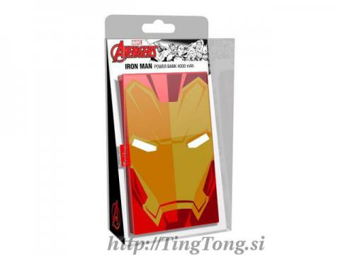Powerbank Iron Man