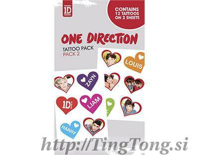 Tattoo One Direction 12913