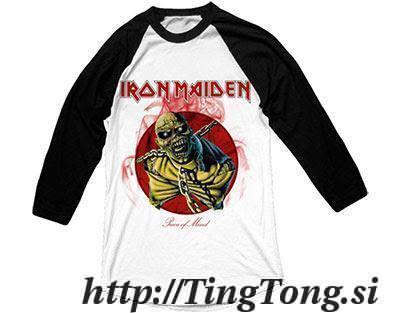 T-shirt Iron Maiden-LS 12928