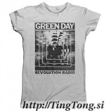 Girlie shirt Green Day 13219