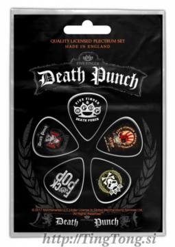 Guitar Pic Five Finger Death Punch 13243