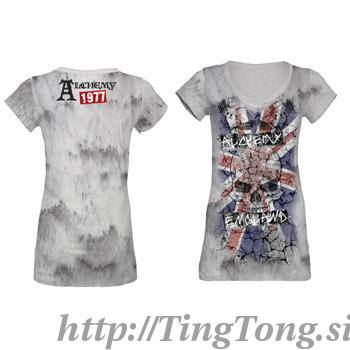 Girlie shirt Alchemy Gothic 13408