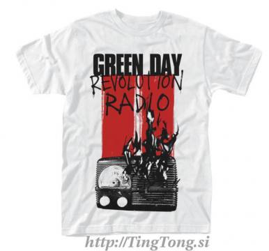 T-shirt Green Day 13557