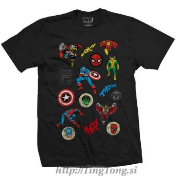T-shirt Marvel Comics 13595