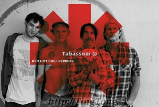Poster Red Hot Chilli Peppers