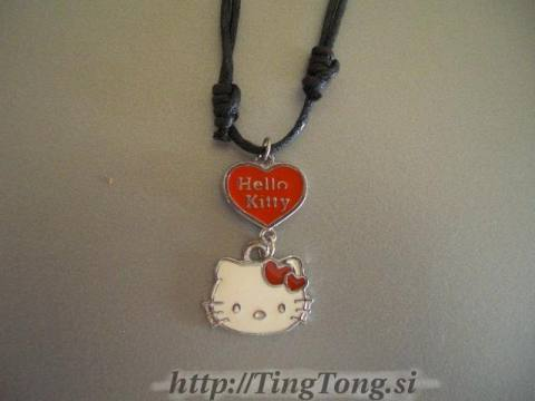 Ogrlica Hello Kitty 13817