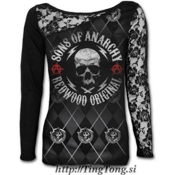 Girlie shirt Sons Of Anarchy-LS 13894