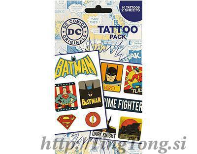 Tattoo DC Originals 13981