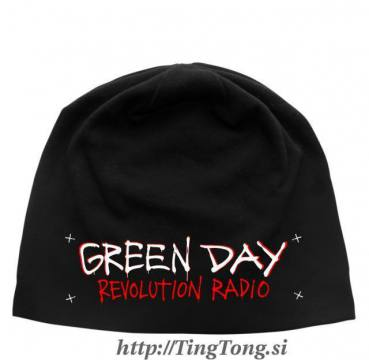 Kapa Beanie Green Day 14021