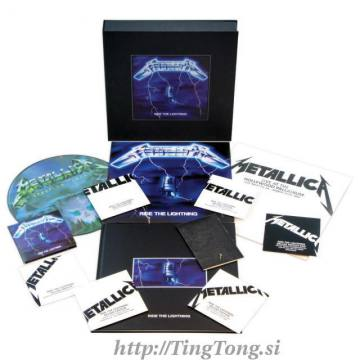 Box Set Metallica 14079