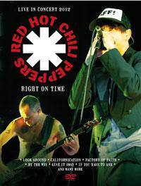 DVD Red Hot Chili Peppers 14103