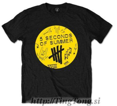 T-shirt 5 Seconds Of Summer 14638