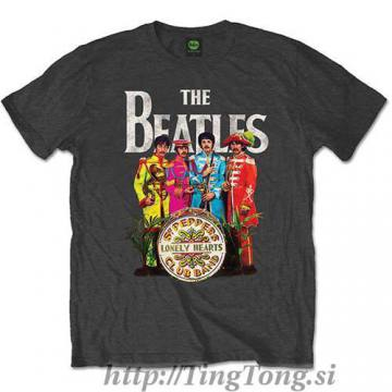 Sgt.Peppers Charcoal Grey-Beatles 14797