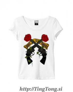 Girlie shirt Guns'n Roses 14934