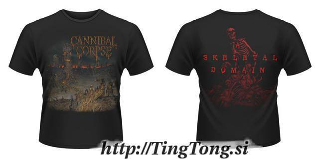 T-shirt Cannibal Corpse 15072