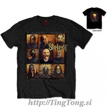 T-shirt Slipknot 15092