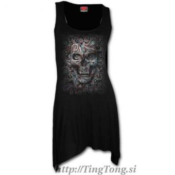 Girlie dres Skull Illusion 15159
