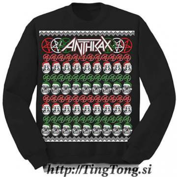 Pulover Anthrax 15278