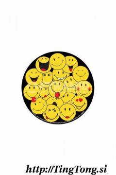 Nalepka Smiley Multifaces 15437