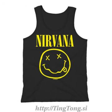 Smiley Vest-Nirvana 15442