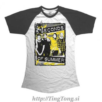 Girlie Shirt 5 Seconds Of Summer 15760