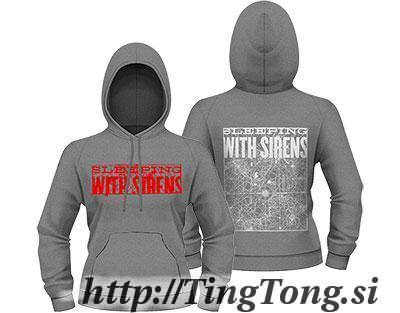 Hoodie Girlie Sleeping With Sirens 15940