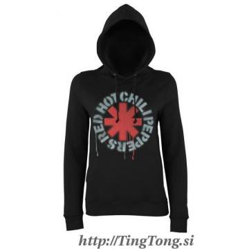Hoodie Girlie Red Hot Chili Peppers