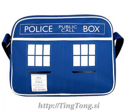 Mesenger torba Doctor Who 16406
