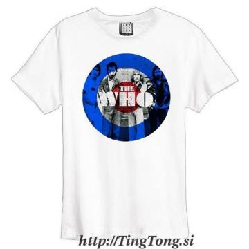 T-shirt Who 16441