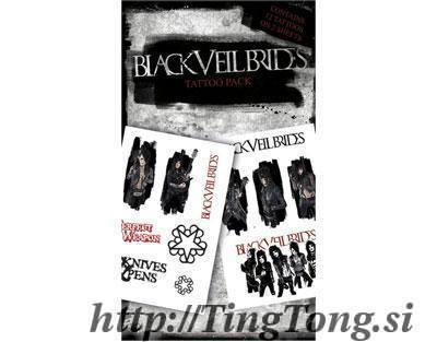 Tattoo Black Veil Brides 16466