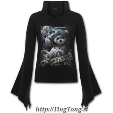 Girlie shirt Ted The Grim-LS 16526