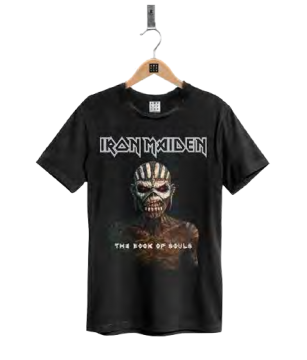 T-shirt Iron Maiden 16608