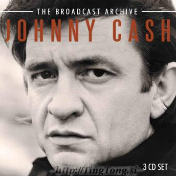 The Broadcast Archive-Johnny Cash 16633