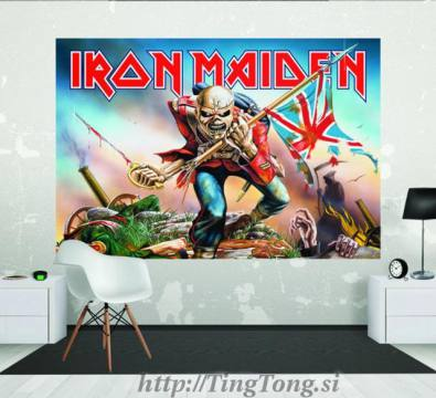 Wall Art Iron Maiden 16878