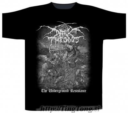 The Underground Resistance-Darkthrone 16894