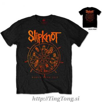 T-shirt Slipknot 16927