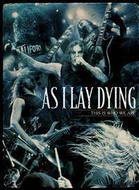 DVD As I Lay Dying 16963