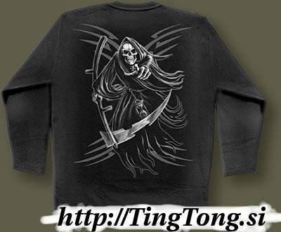 T-shirt Tribal Reaper-LS 17321