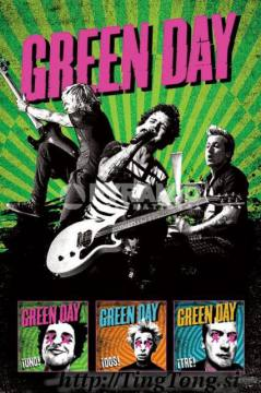 Poster Green Day