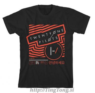 T-shirt Twenty One Pilots 17771
