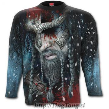 T-shirt Viking Wrap-LS 17811