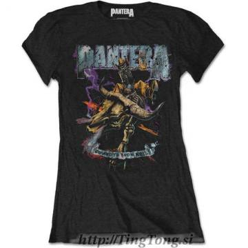 Girlie shirt Pantera 17889
